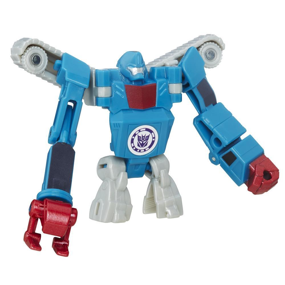 Transformers: Robots in Disguise - Groundbuster Clase Legión