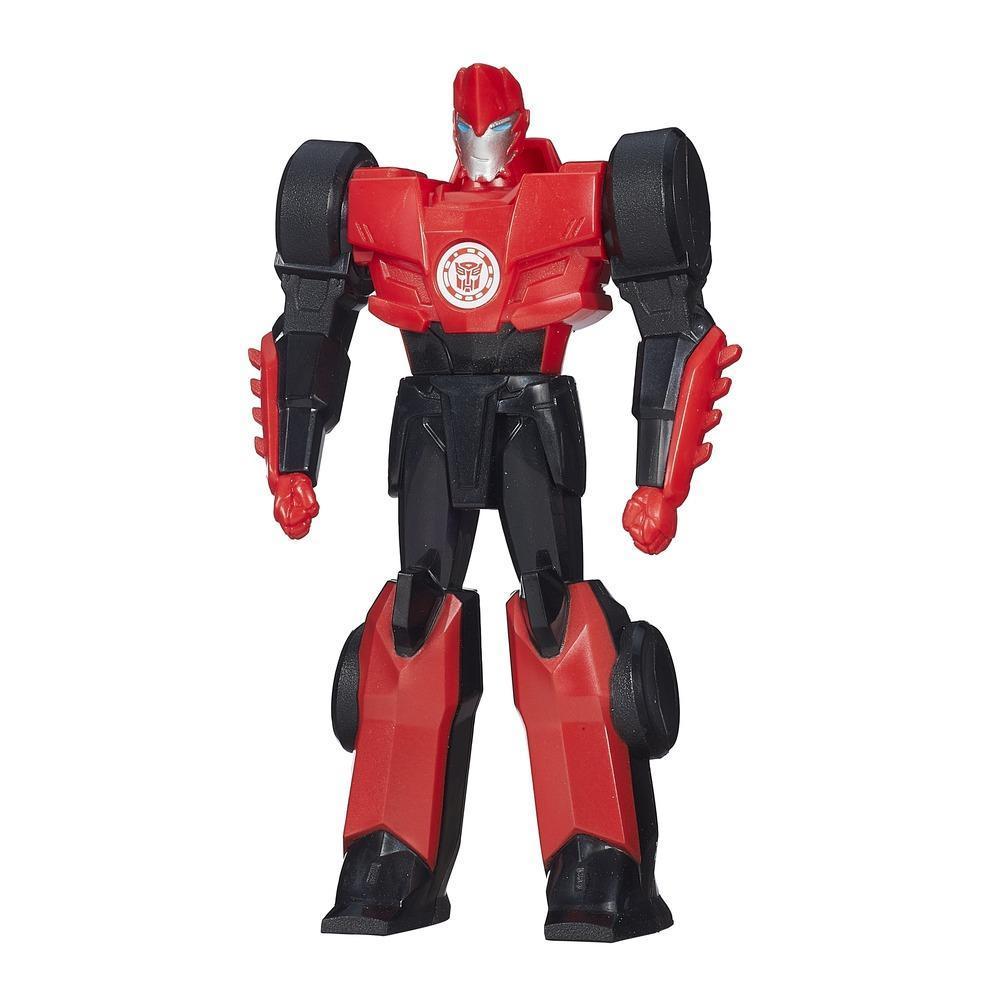 Figura Transformers Robots in Disguise de Sideswipe Titan Changers