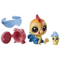 Littlest Pet Shop Rick Chickencluck/Sunny Chickencluck