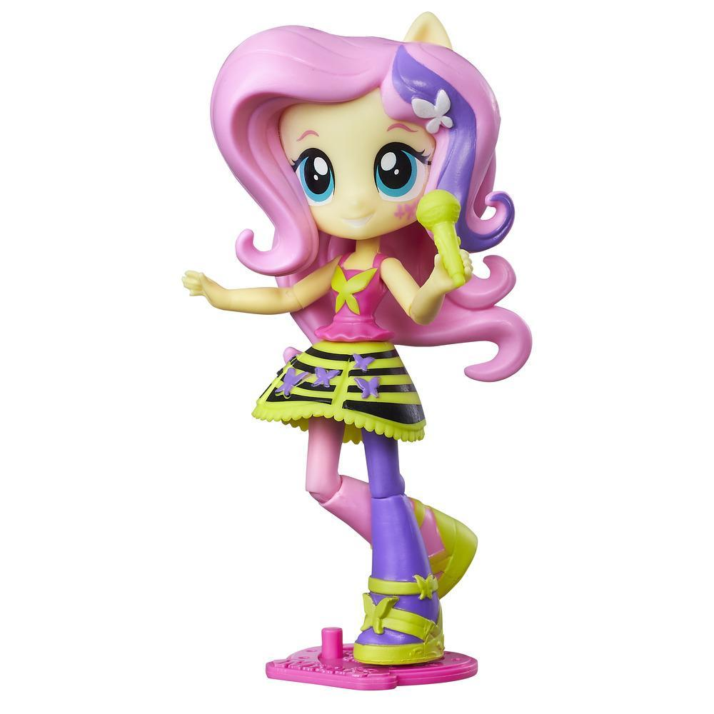 My Little Pony Equestria Girls Minis Rockin Fluttershy