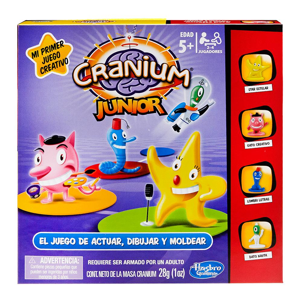 Juego Cranium Junior