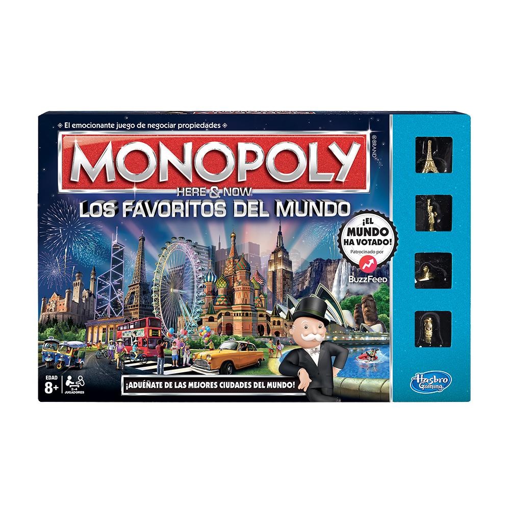 Monopoly Favoritos del Mundo