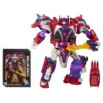 Transformers Generations Titans Return - Autobot Sovereign y Alpha Trion