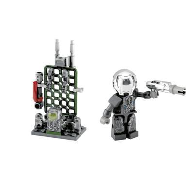 Juego de Lockdown KREON Personalizado de la Era de la Extinción de Transformers KRE-O