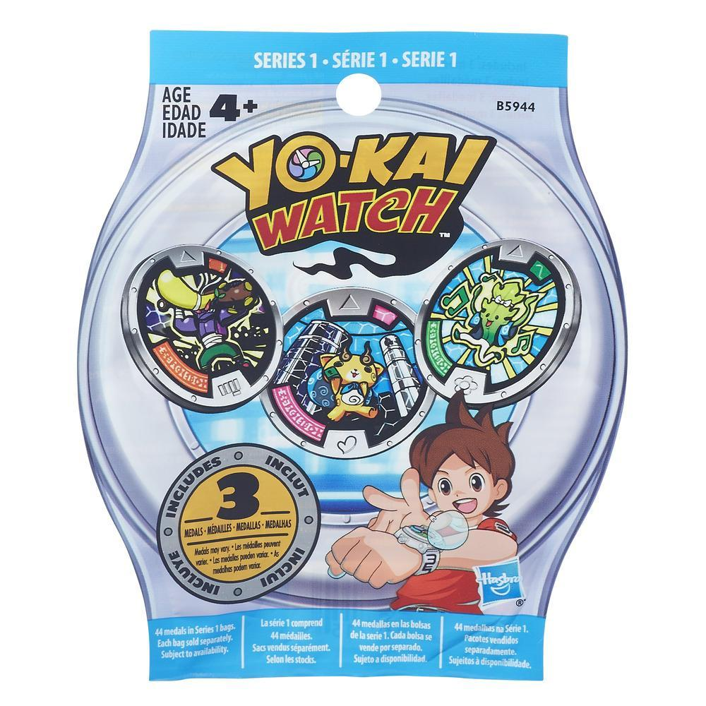 Sobres sorpresa medallas yokai for Chambre yo kai watch