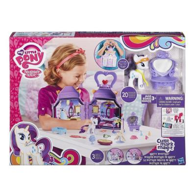 MY LITTLE PONY LA BOUTIQUE