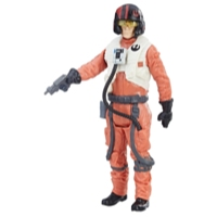 STAR WARS EPISODIO 8 COLECCIÓN 1 9CM EPISODIO 8 POE DAMERON