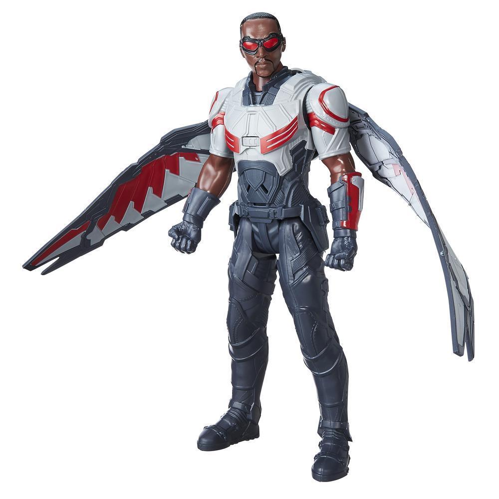 Capitán America Movie  Electronic Figure Falcon