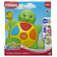 PLAYSKOOL - Tortufun Formas y Colores