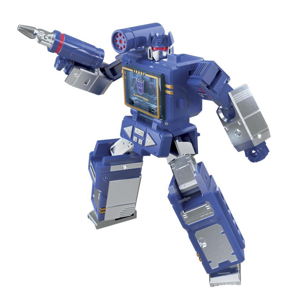 WFC-K21 Soundwave de Transformers Generations War for Cybertron: Kingdom Core Class