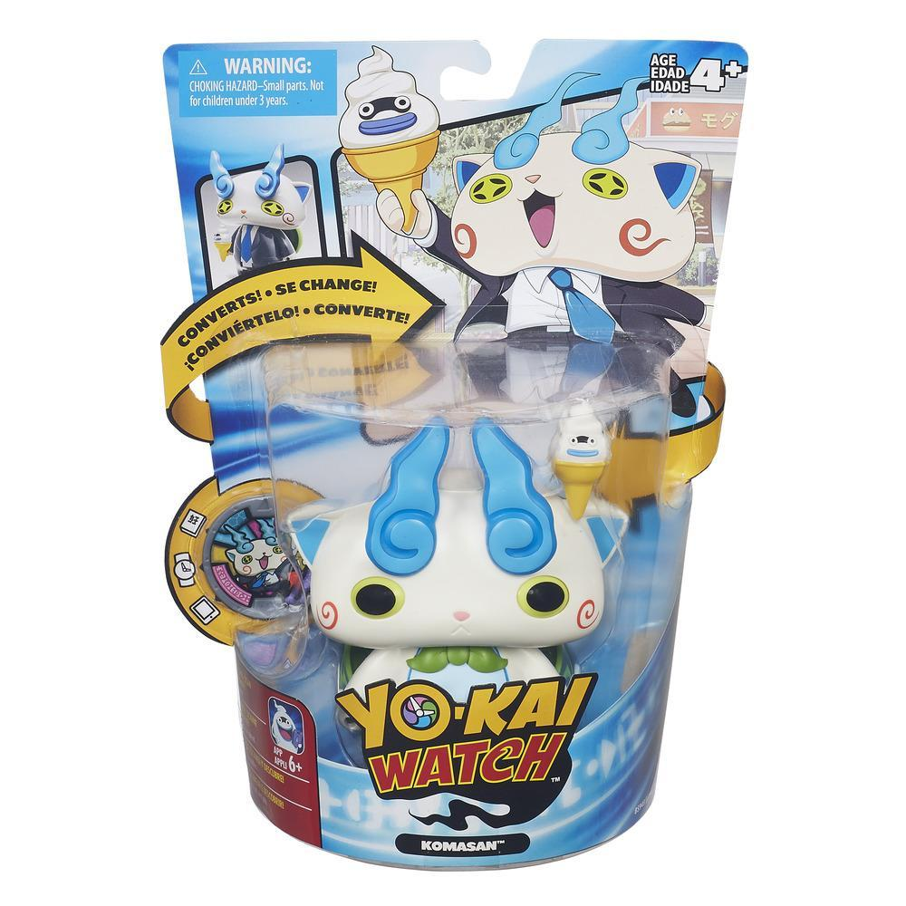 FIGURA TRANSFORMABLE KOMASAN