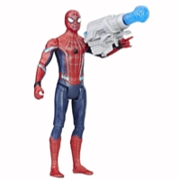 SPIDERMAN WEB CITY FIGURA 15 CM SPIDER MAN