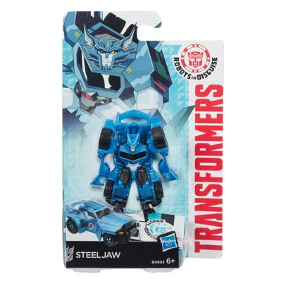 TRANSFORMERS FIGURA LEGION STEELJAW