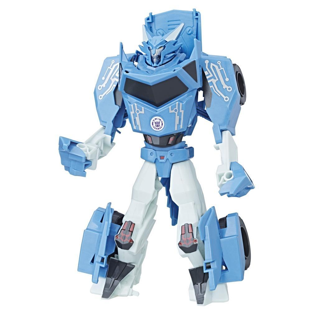 TRANSFORMERS ROBOTS IN DISGUISE 3 PASOS  STEELJAW
