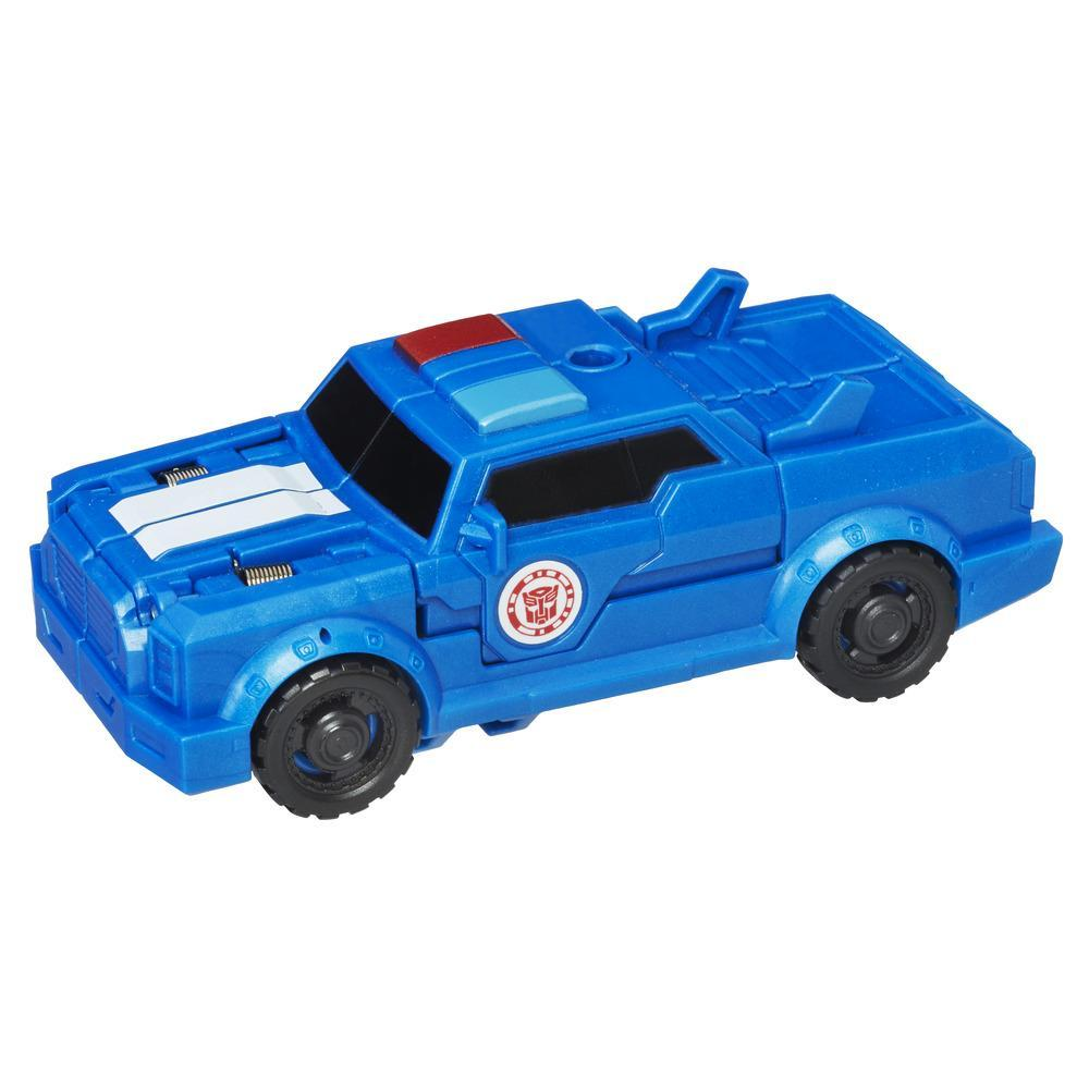 TRANSFORMERS ROBOTS IN DISGUISE 1 PASO STRONGARM