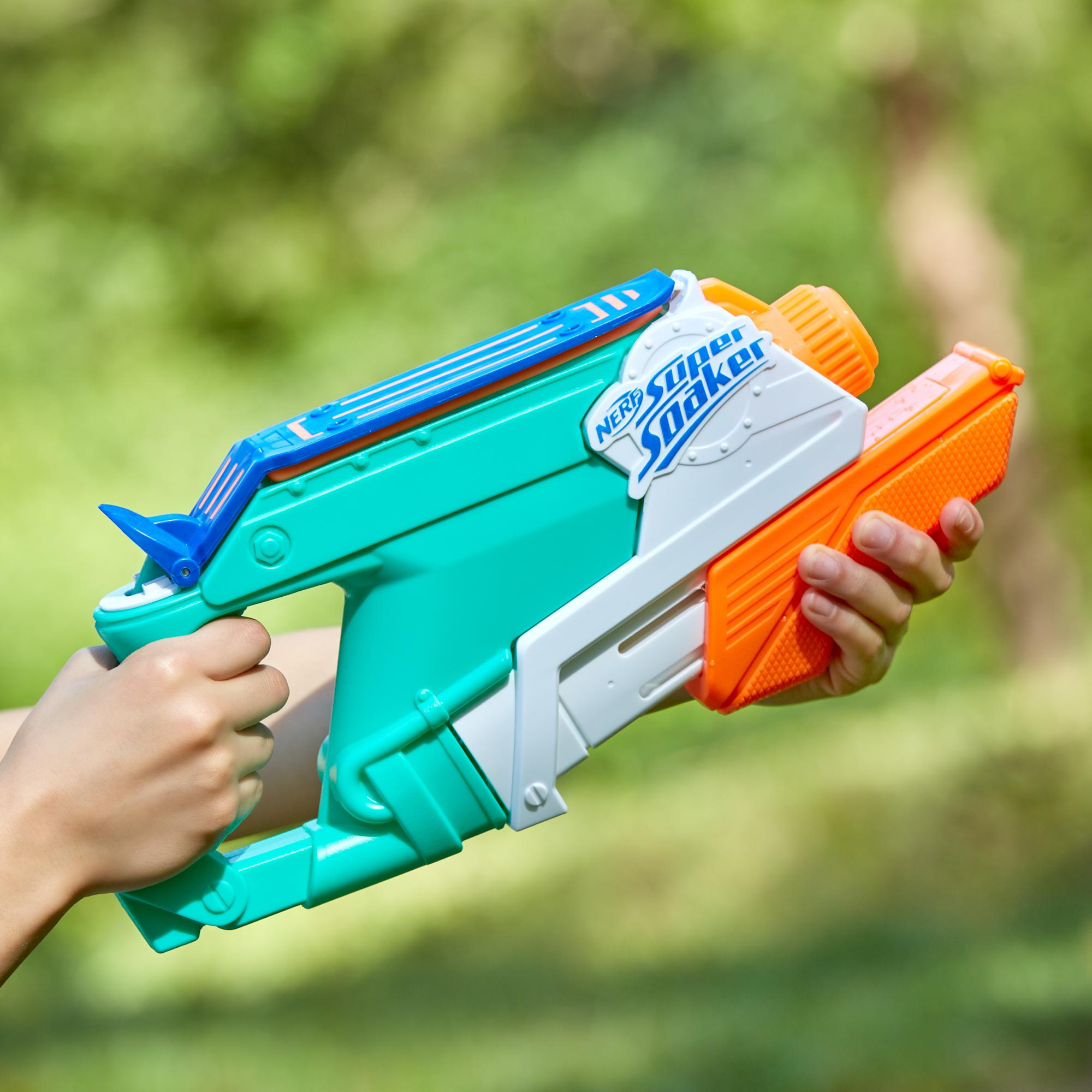 SUPERSOAKER SPLASH MOUTH