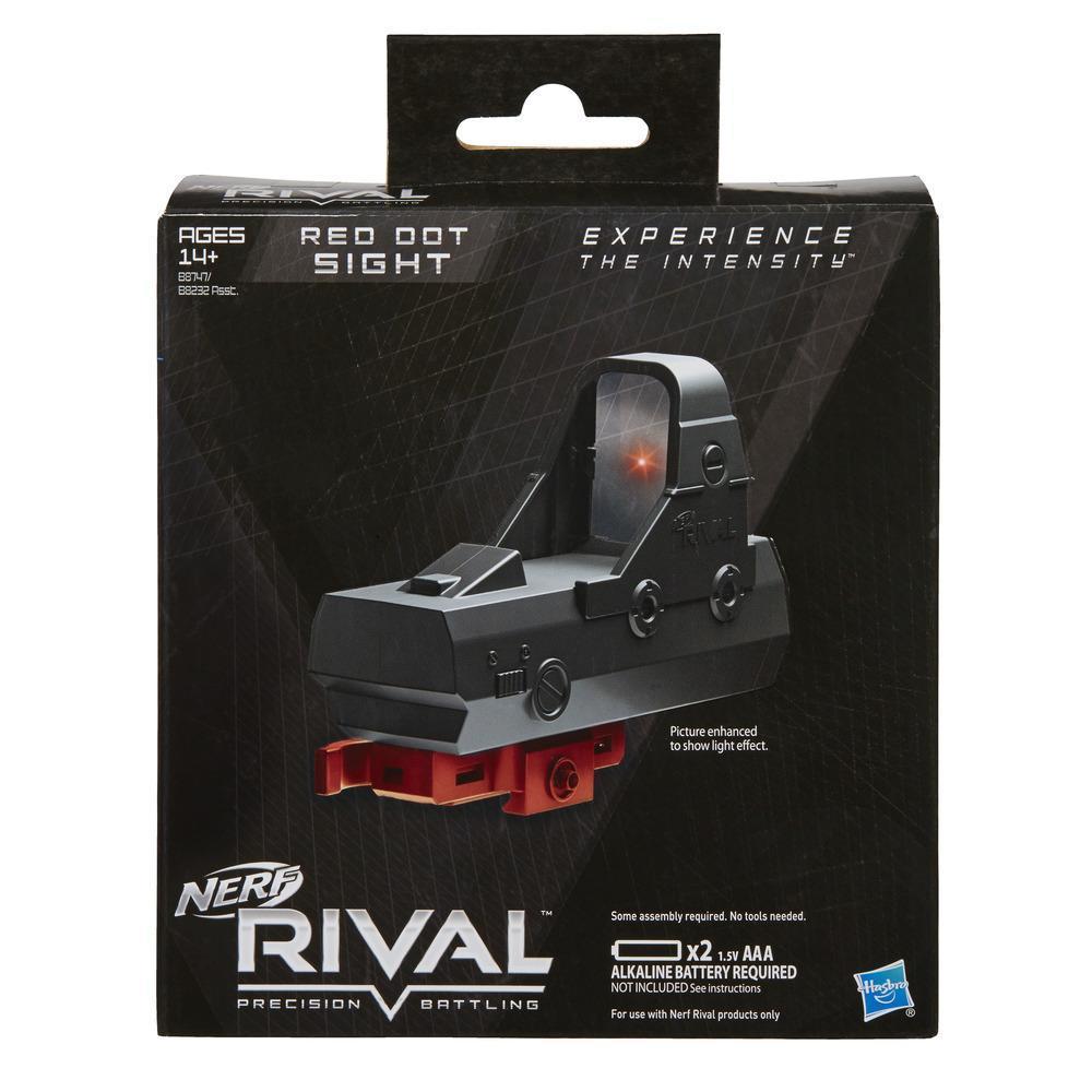 NERF RIVAL GEAR ASST. - RED DOT SIGHT