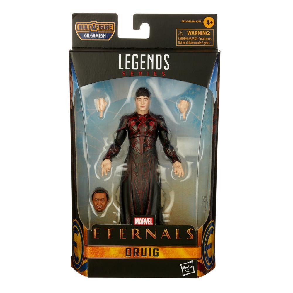 Druig de Marvel Legends Series The Eternals