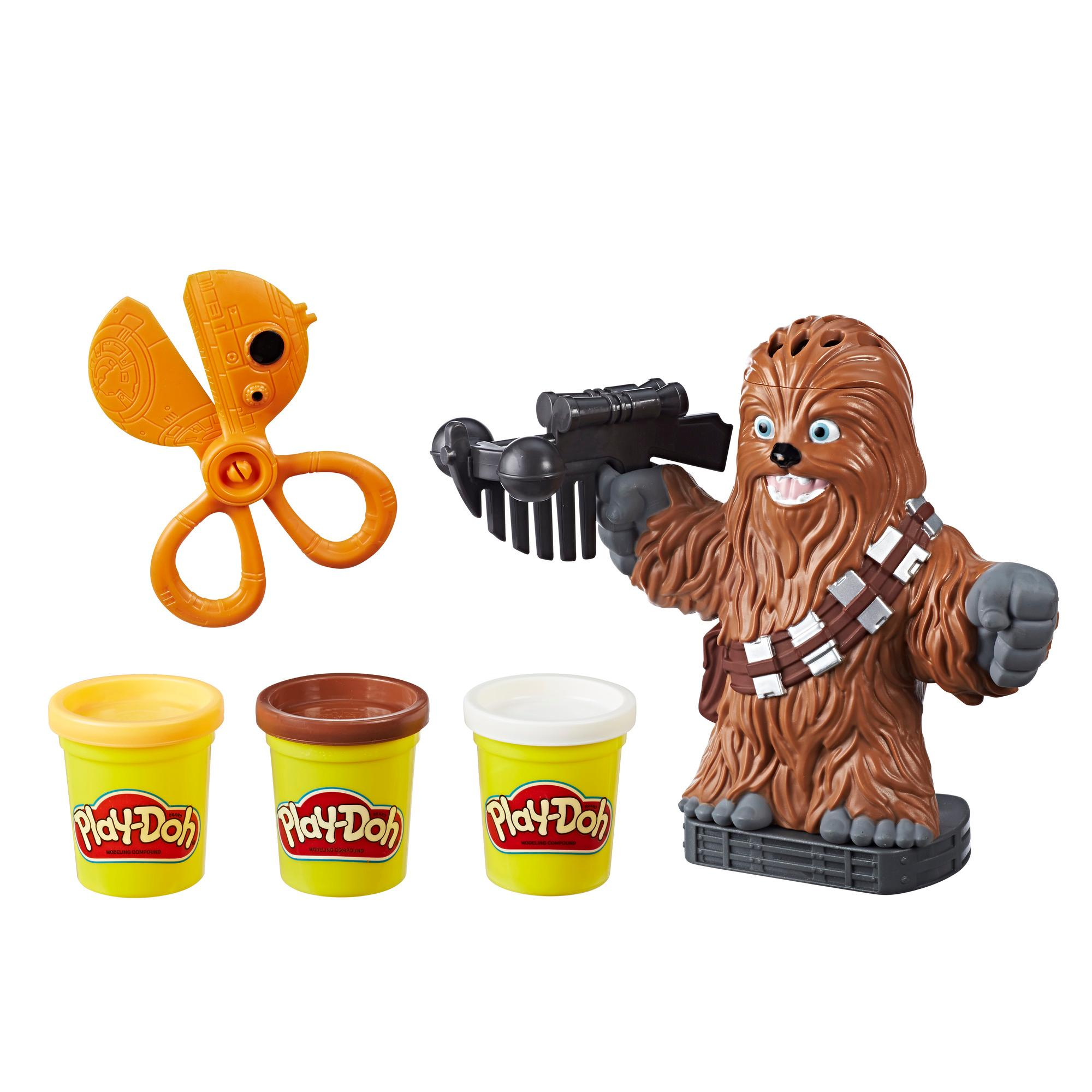 PLAY-DOH STAR WARS CHEWBACCA