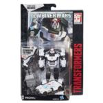 TRANSFORMERS GENERATIONS DELUXE PROWL