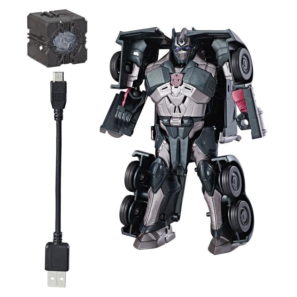 TRANSFORMERS  FIGURA ALLSPARK SHADOW SPARK OPTIMUS PRIME