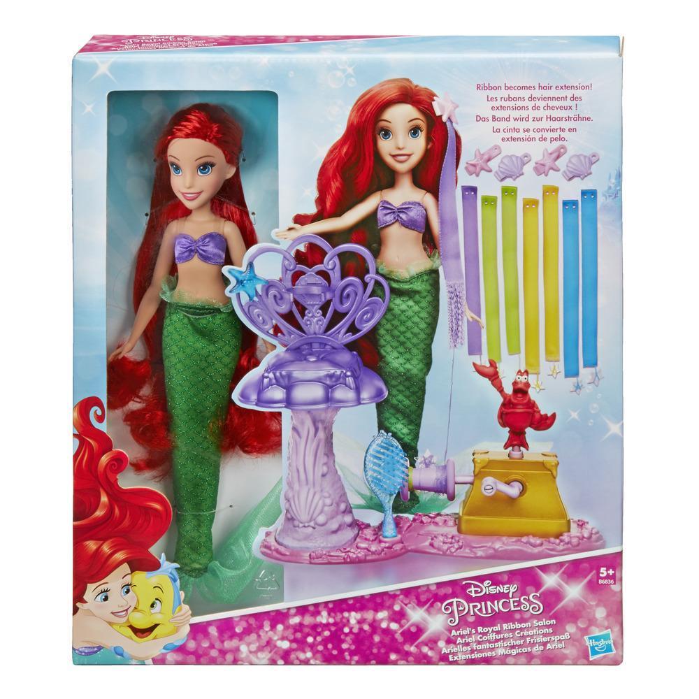 Extensiones Mágicas de Ariel