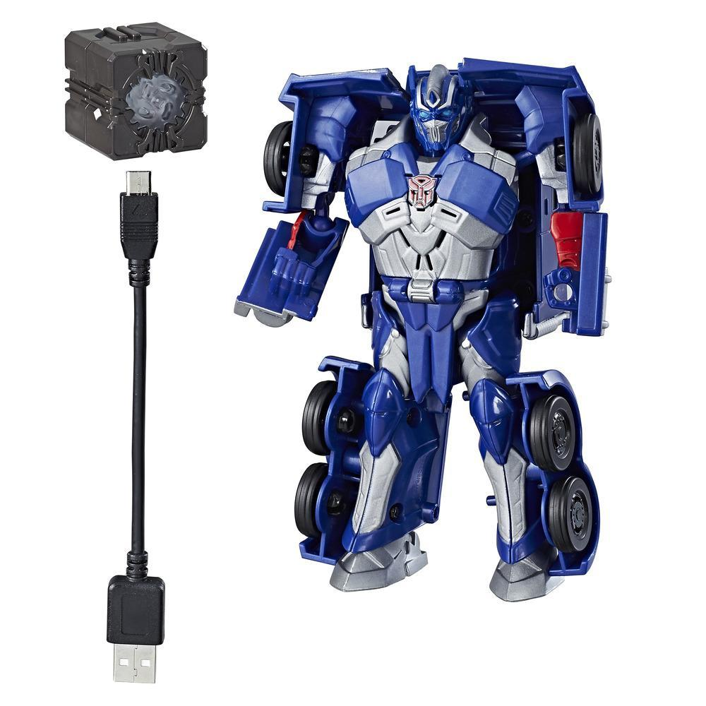 TRANSFORMERS 5 ALL SPARK OPTIMUS PRIME