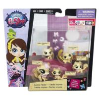 LPS KITTY FAMILY