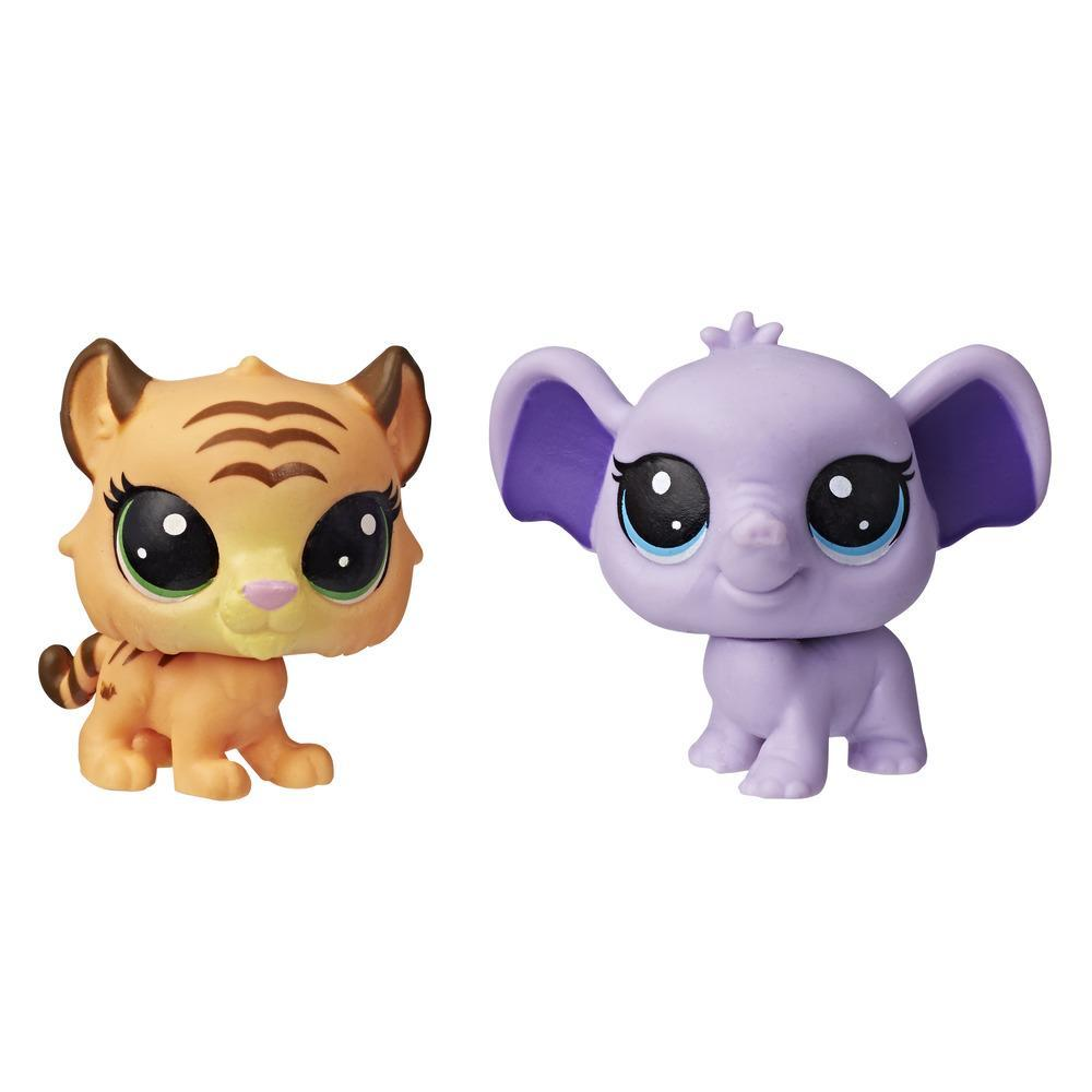 LPS 2 PACK TIGER ELEPHANT
