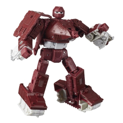 TRANSFORMERS GENERATION WFC DELUXE  WARPATH Product