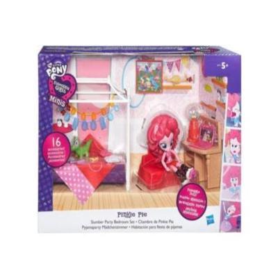 La habitacion de Pinkie Pie