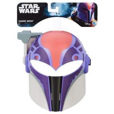 Star Wars Rebels Sabine Wren Mask