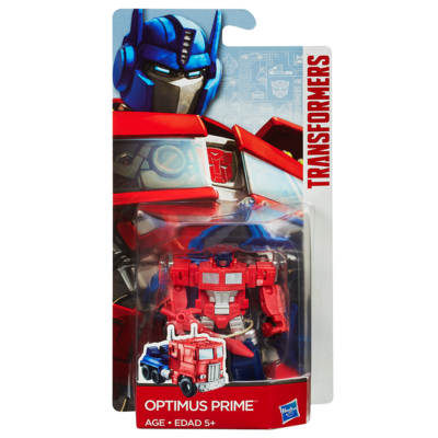 TRANSFORMERS FIGURA LEGION (Optimus Prime)