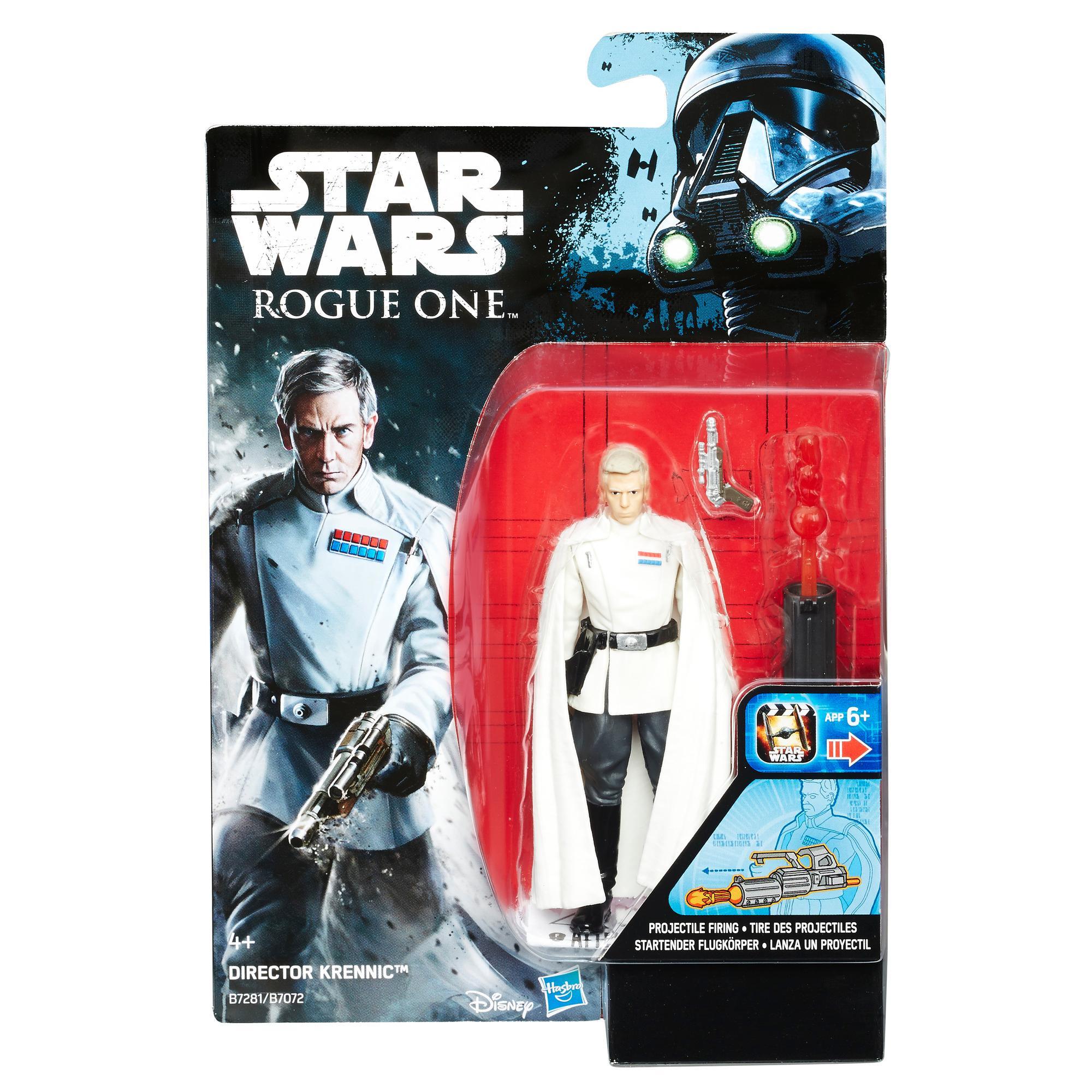 Star Wars Rogue One Director Krennic Figure