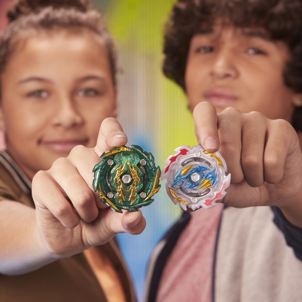 BEYBLADE HYPERSPHERE ESTADIO CAIDA VERTICAL