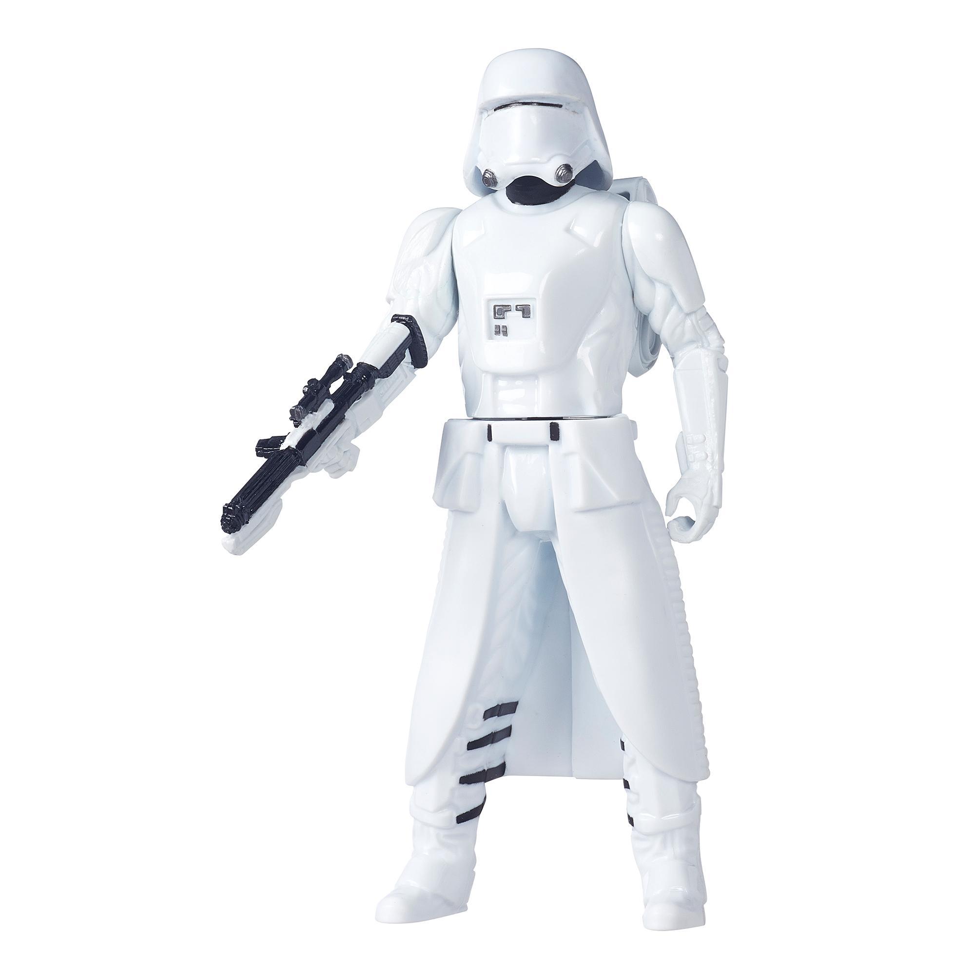 Star Wars El despertar de la fuerza: Snowtrooper de la Primera Orden de valor de 15 cm