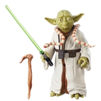 STAR WARS EPISODIO 8 HERO SERIES FIGURA EPISODIO 5 YODA