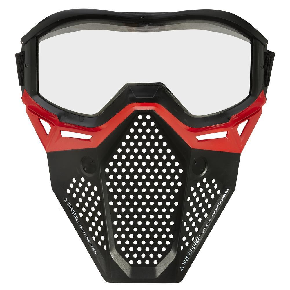NERF RIVAL Máscara Roja