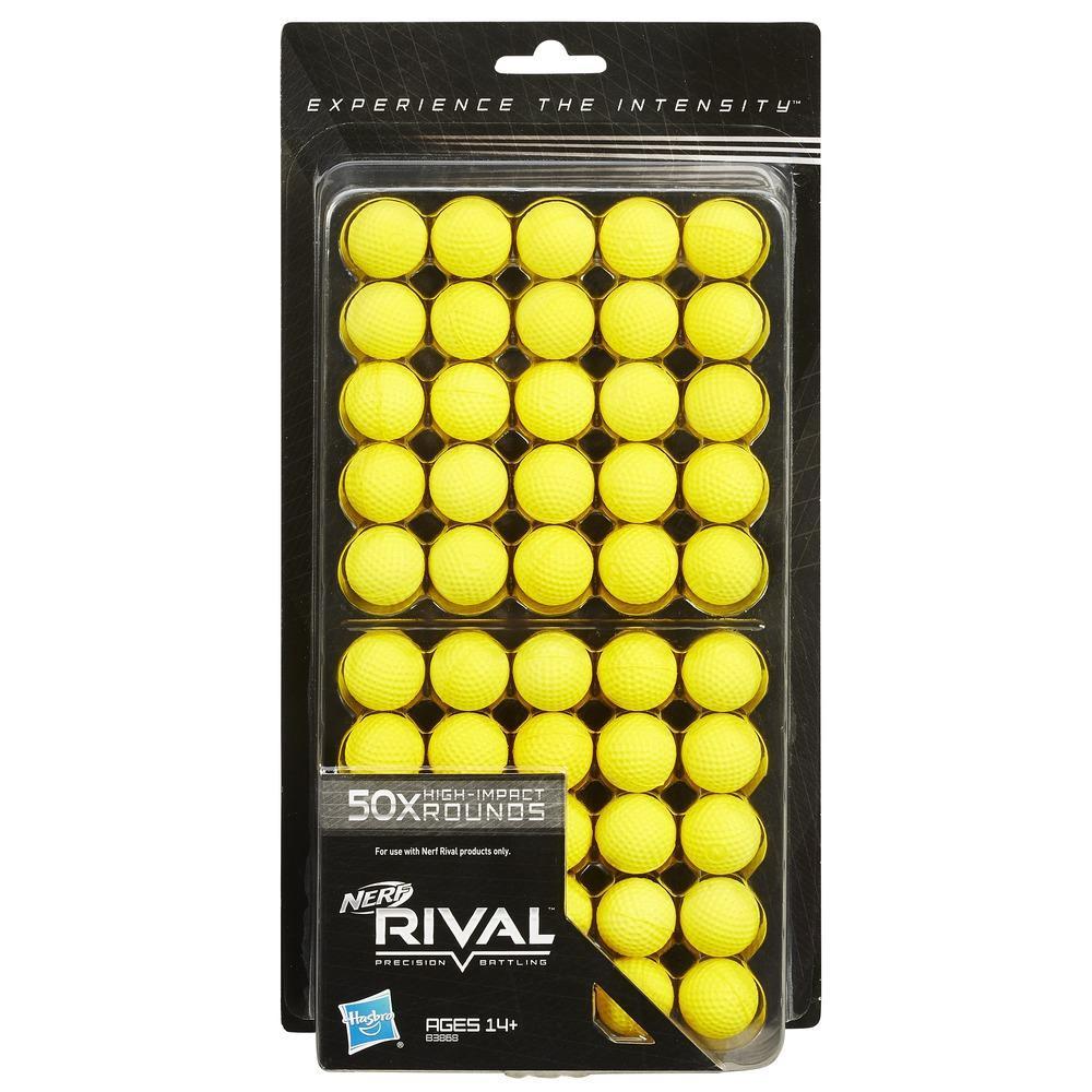 NERF RIVAL 50 RECARGAS