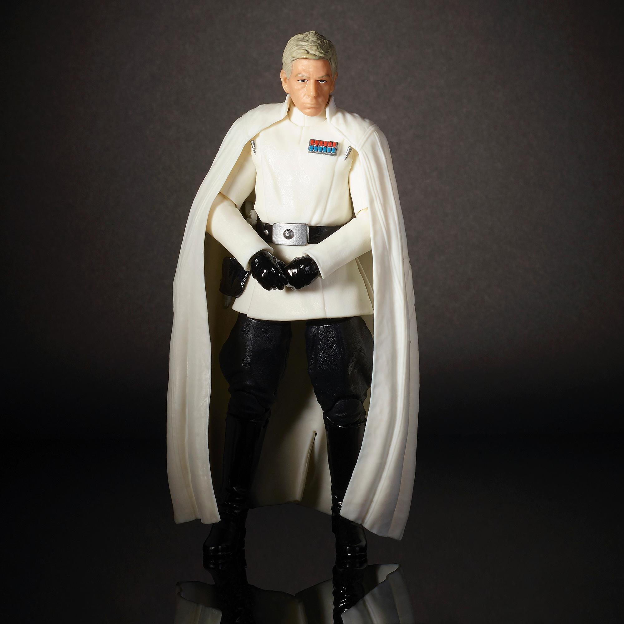 BLACK SERIES FIGURAS 15 CM ROGUE ONE DIRECTOR KRENNIC