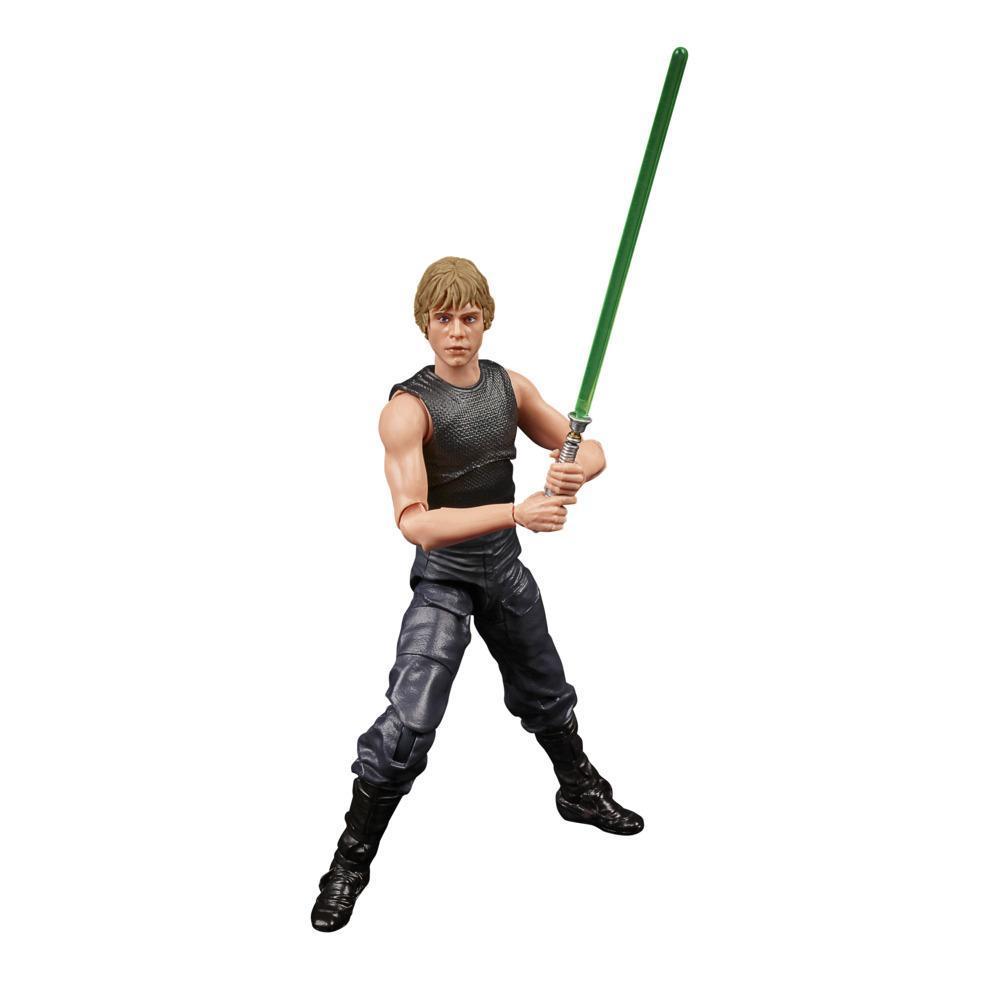 Luke Skywalker y Ysalamiri de Star Wars The Black Series