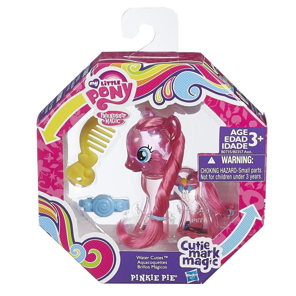 MY LITTLE PONY BRILLOS MÁGICOS- PINKIE PIE