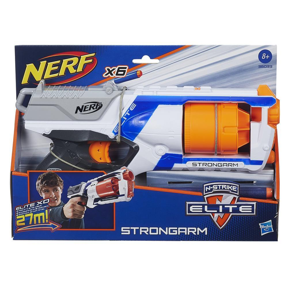 NERF - N-STRIKE ELITE Strongarm