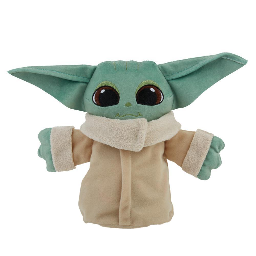 El Niño con cochecito escondite que levita de Star Wars