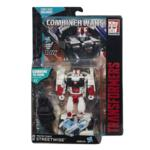 TRANSFORMERS GENERATIONS DELUXE PROTECTOBOT STREETWISE