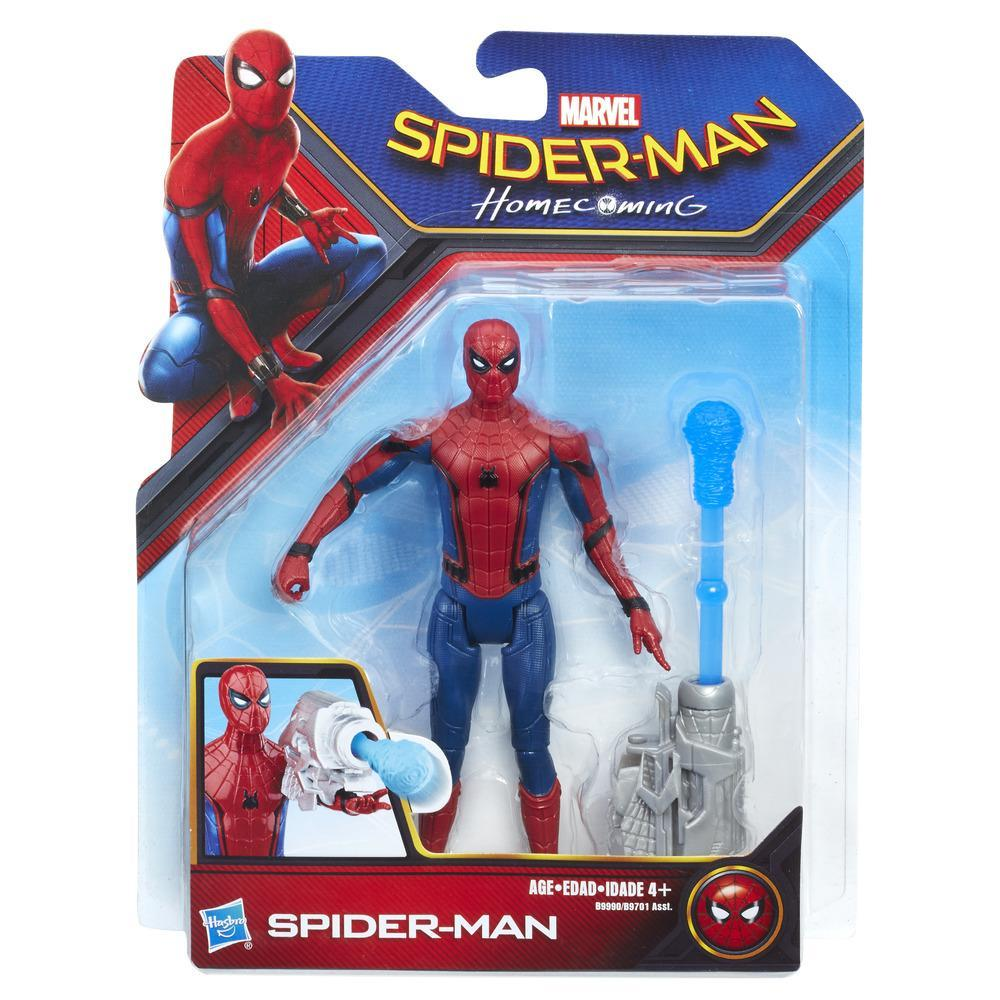 SPIDERMAN  WEB CITY FIGURAS 15 CM