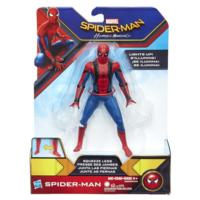 SPIDERMAN WEB CITY LANZA REDES 15CM