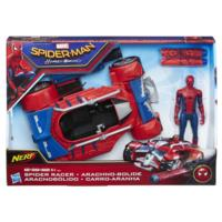SPIDERMAN WEB CITY VEHICULO 15CM