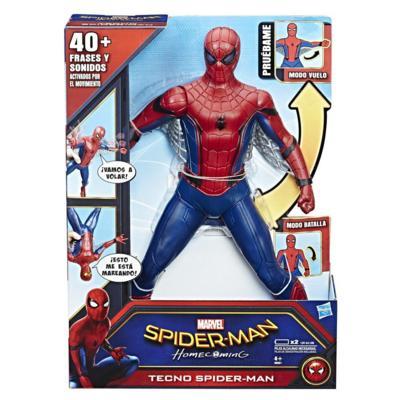 SPIDERMAN TECNO SPIDERMAN