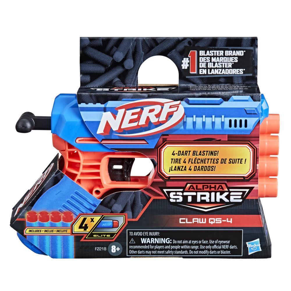 Nerf Alpha Strike Claw QS-4
